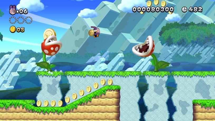 New Super Mario Bros. U Deluxe /materiały prasowe