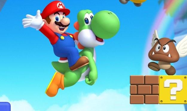 New Super Mario Bros. U /