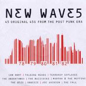 różni wykonawcy: -New Waves (45 Original 45s From The Post Punk Era)