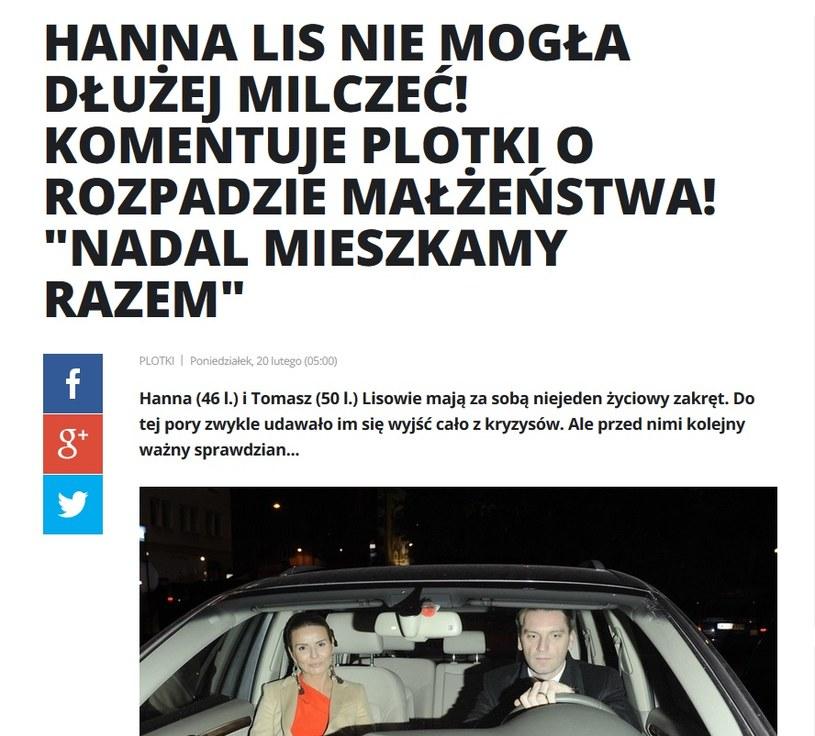 News o Lisach /pomponik.pl