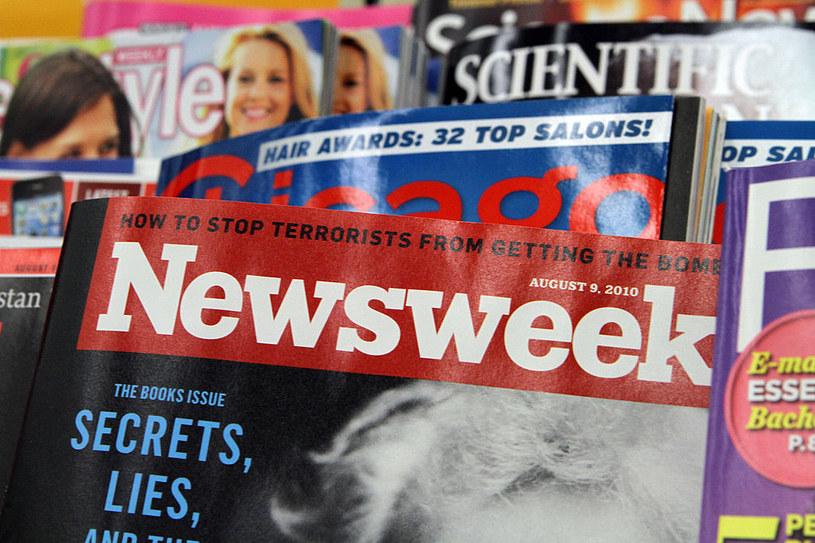 """""""Newsweek od dawna biednieje"""" /Getty Images"""