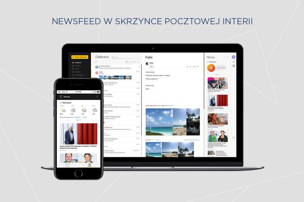 Newsy w skrzynce pocztowej Interii Newsy w skrzynce pocztowej Interii /Interia.pl /INTERIA.PL