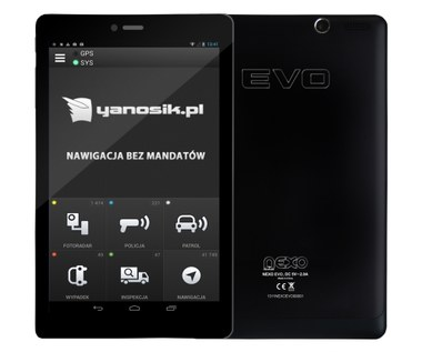 Nexo Evo – nowy tablet z 3G
