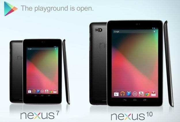 Nexus 10 plus dobra cena to przepis na murowany sukces.  Fot. CapuchinoMedia /Internet