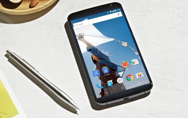 Nexus 6 /materiały prasowe