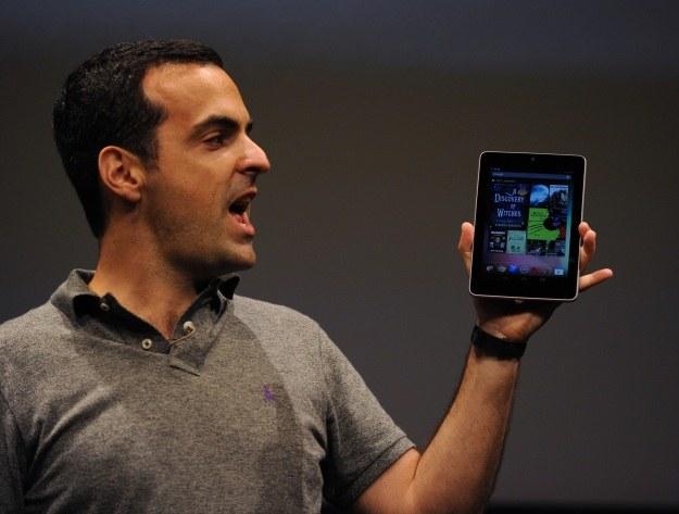 """Nexus 7 z prenumeratą dziennika """"The Times"""" jest dostępny za grosze /AFP"""
