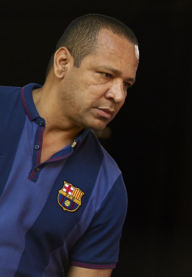 Neymar da Silva, ojciec piłkarza FC Barcelona /Manuel Queimadelos /Getty Images