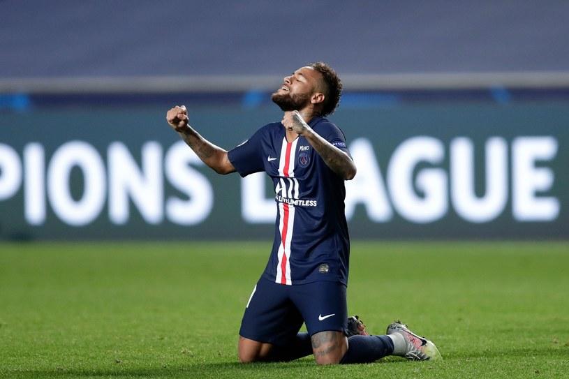 Neymar - gwiazdor PSG /AFP