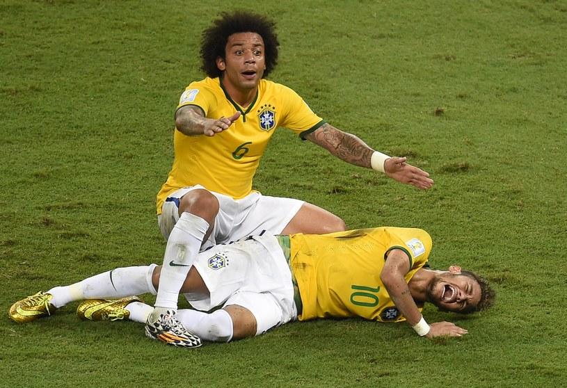 Neymar na tych mistrzostwach już nie zagra /AFP