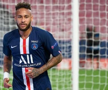 """Neymar podsyca transferowe plotki, """"Chcę grać z Ronaldo"""""""