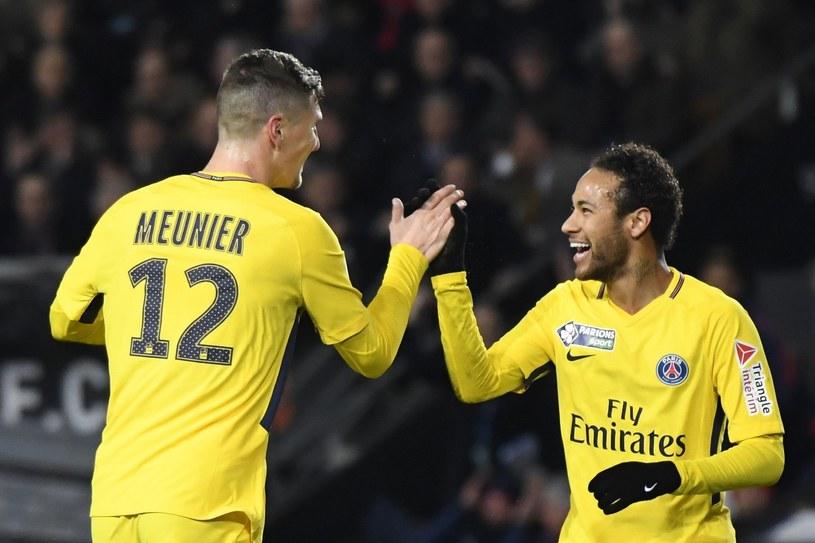 Neymar: Przyszedłem do Paryża, żeby przejść do historii /AFP