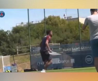 Neymar w formie. Pokazał klasę na treningu. Wideo