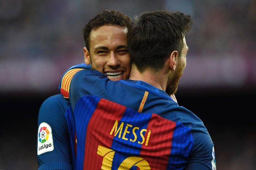 Neymar znów włoży koszulkę Barcelony? /AFP