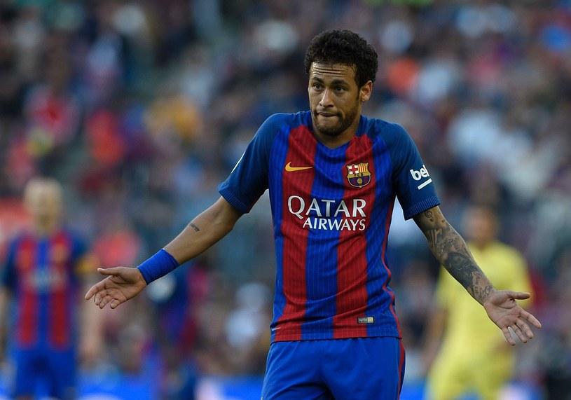 Neymar /LLUIS GENE /AFP