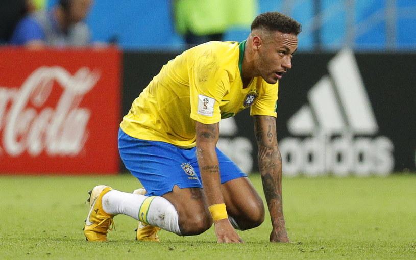 Neymar /PAP/EPA