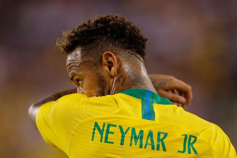 Neymar /Eduardo Munoz Alvarez /AFP