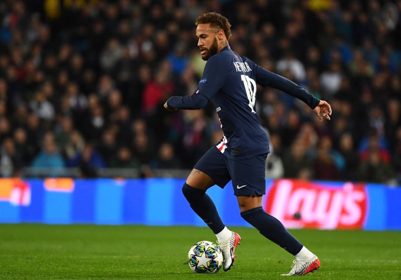 Neymar /GABRIEL BOUYS /AFP