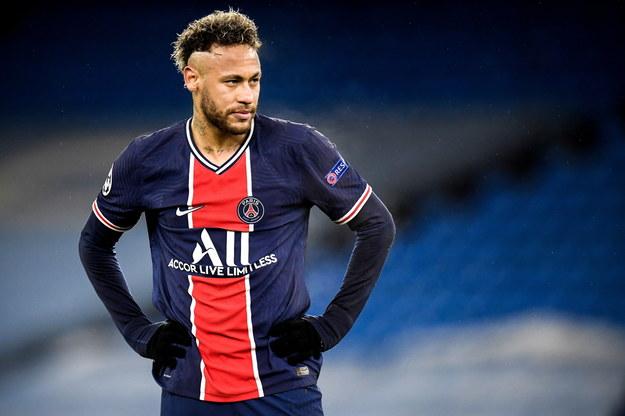 Neymar /PETER POWELL   /PAP/EPA