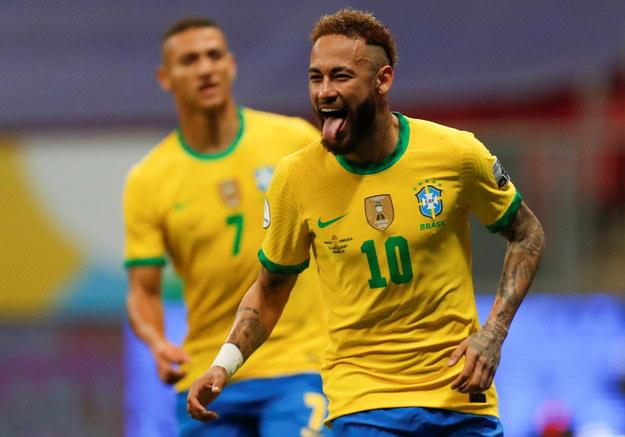 Neymar /Fernando Bizerra Jr./EFE /PAP/EPA