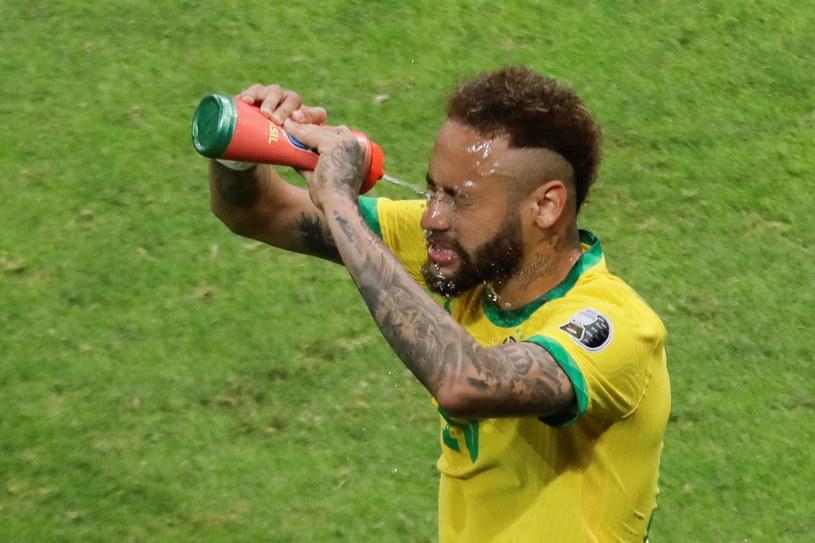 Neymar /Joedson Alves /PAP/EPA