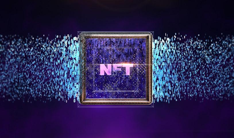 NFT stało się popularnym sposobem na zarabianie pieniędzy w cyfrowym świecie /123RF/PICSEL