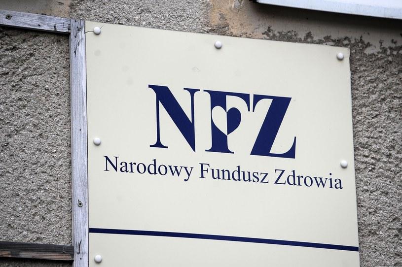 NFZ nie ma dobrej opinii wśród Polaków /Piotr Matusewicz /East News