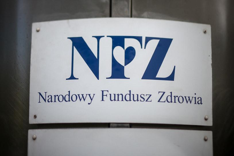 NFZ, zdj. ilustracyjne /Andrzej Bogacz /Agencja FORUM