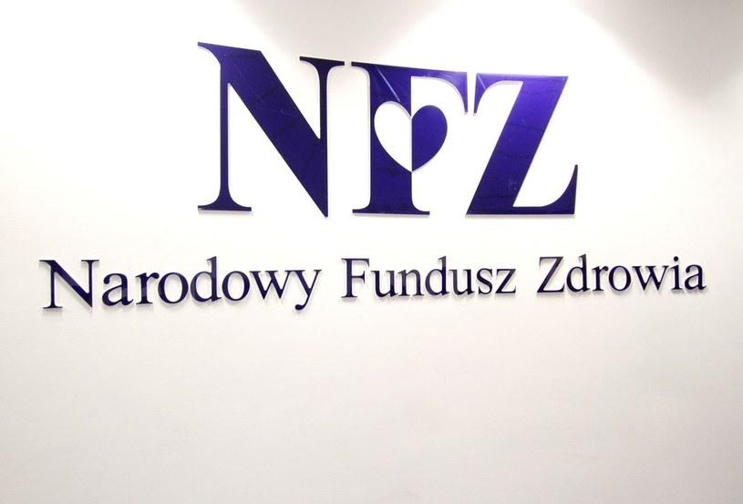 NFZ /Krystian Dobuszyński /Reporter