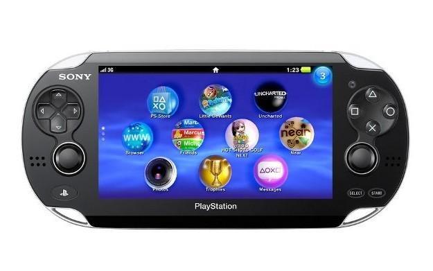 NGP - zdjęcie nowej konsoli Sony /CDA