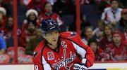 NHL: 33. gol Owieczkina, porażka Washington Capitals