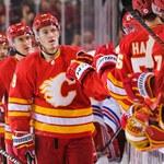 NHL. Calgary Flames strzelili trzy gole w 75 sekund