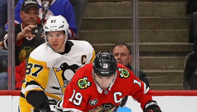 NHL. Chicago Blackhawks - Pittsburgh Penguins 6-3