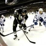 """NHL: Crosby znów strzelił, 11. zwycięstwo z rzędu """"Pingwinów"""""""