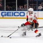 NHL. Hat-tricki Gaudreau i Kane'a