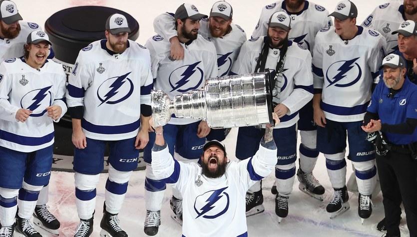 NHL. Hokeiści Tampa Bay Lightning zdobyli Puchar Stanleya