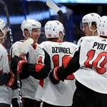 NHL. Hokeista Ottawa Senators z koronawirusem