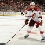 NHL: Kojoty z Wolskim pokonały Królów