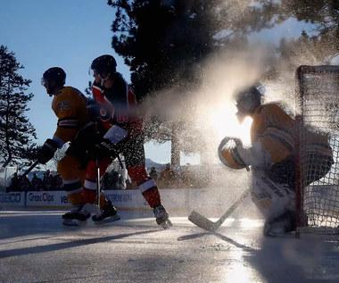NHL. Mecze w nietypowej scenerii. Wideo