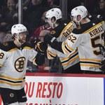 NHL. Montreal Canadiens - Boston Bruins 1-8