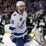 NHL. Nikita Kuczerow poprowadził Tampa Bay Lightning do zwycięstwa