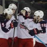 NHL. NY Rangers - Columbus 2-3 w karnych