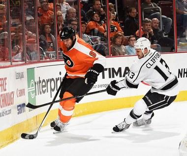 NHL: Philadelphia Flyers - Los Angeles Kings. Skrót meczu