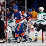 NHL - piąty hat trick w karierze Johna Tavaresa