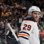 NHL. Pięć punktów Leon Draisaitla i okazałe zwycięstwo Edmonton Oilers