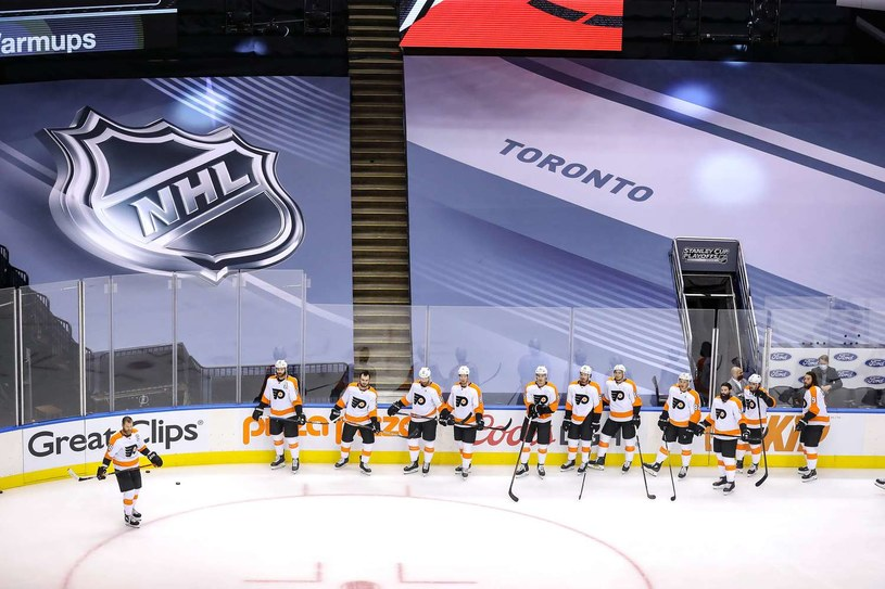 NHL rozpoczyna sezon 13 stycznia /AFP