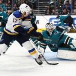 NHL. St. Louis Blues na wyjeździe pokonali San Jose Sharks 5-0