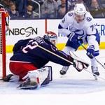 NHL. Tampa Bay Lightning bliska odpadnięcia w 1. rundzie play-offów