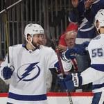 NHL. Tampa Bay Lightning rozbili Devils na wyjeździe
