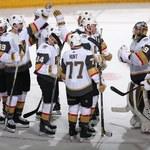 NHL. Trzecie zwycięstwo z rzędu Vegas Golden Knights