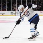 NHL. Trzy gole Laine'a w liczebnej przewadze